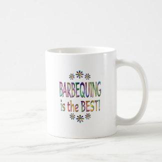 Barbequing ist das Beste Tasse