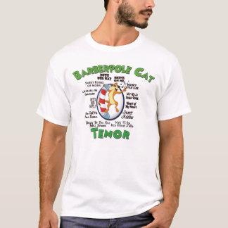 Barberpole Katzen-T - Shirt -- Inhalt