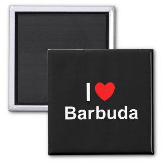 Barbuda Quadratischer Magnet