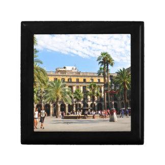Barcelona Erinnerungskiste