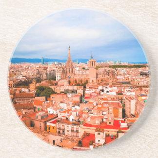 Barcelona Getränkeuntersetzer