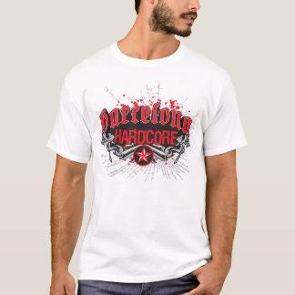 Barcelona-hardcore-T - Shirt