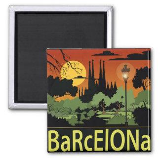 Barcelona. Magnet