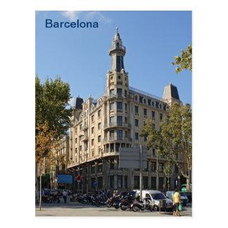 Barcelona Postkarten