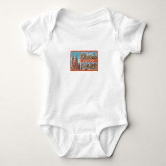Barcelona-Rückblick Baby Strampler