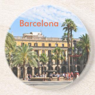 Barcelona Sandstein Untersetzer