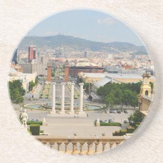 Barcelona, Spanien Untersetzer