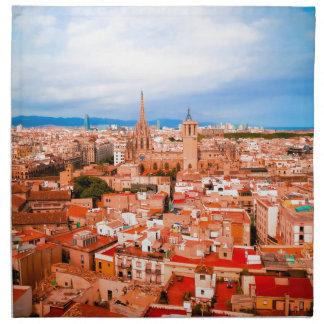 Barcelona Stoffserviette