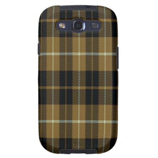 Barclay schottischer Tartan Samsung rufen Fall an Galaxy SIII Hüllen