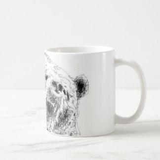 BÄREN ESSEN LEUTE-PUNKT-COM KAFFEETASSE