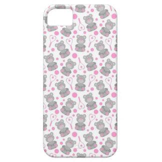 Bären iPhone 5 Schutzhülle