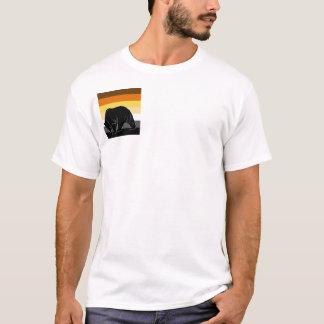 Bären sind Bären 2 mit Seiten versehene UNTERSEITE T-Shirt