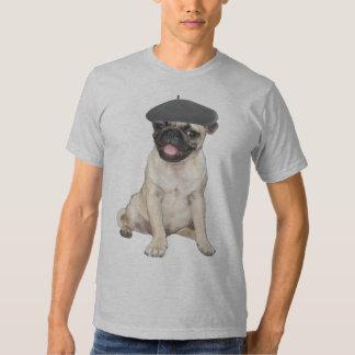 Barett-Mops Tshirt