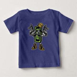 Bargeld ordnet den T - Shirt des Babys an