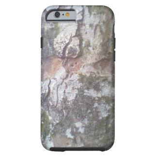 Barke auf einem Baum Tough iPhone 6 Hülle