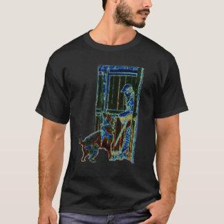Barke und Griff T-Shirt