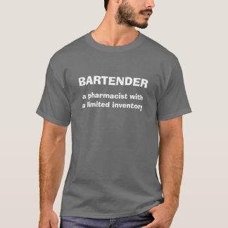 Barkeeper-Definitions-Spaß-T-Shirt T-Shirt