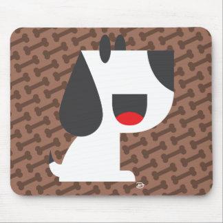 Barken-Barke (Brown) - Mousepad