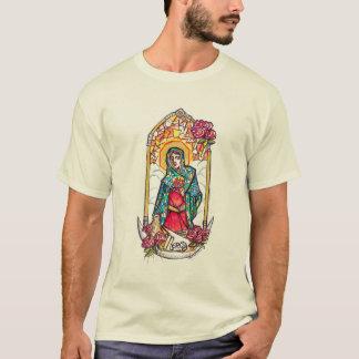 Barmherzige Mutter Jungfrau-Marys T-Shirt