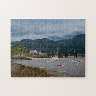 Barmouth Hafen Puzzle