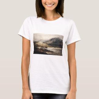 Barmouth Mündung, Gwynedd, Wales T-Shirt