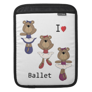 Bärn-Ballett iPad Sleeve