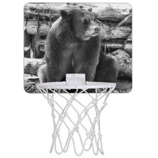 Bärn-Basketballkorb Mini Basketball Netz