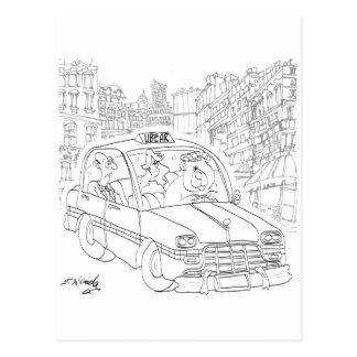 Bärn-Cartoon 9440 Postkarte
