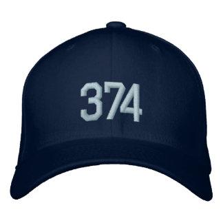 Bärn-Farben des Satz-374 stickten Hut