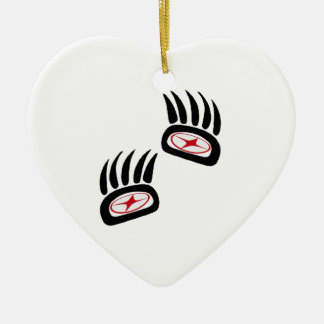 Bärn-Geist Keramik Herz-Ornament
