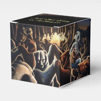 Bärn-Geschenkboxen personifizieren Geschenkschachtel