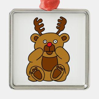 Bärn-Geweihe Silbernes Ornament