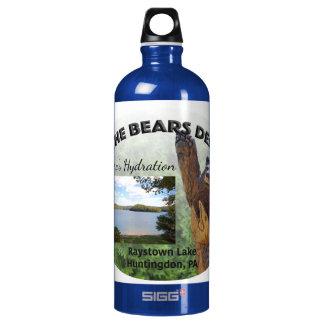 Bärn-Höhle kundengerecht Aluminiumwasserflasche