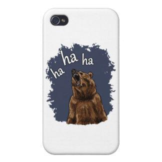 Bärn-Lachen iPhone 4 Schutzhüllen