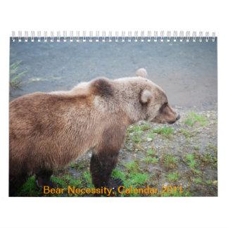 Bärn-Notwendigkeit, Kalender 2011