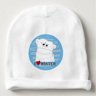 Bärn-Paar-polares niedliches Babymütze