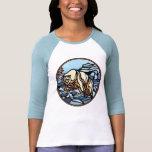 Bärn-Shirts des Jerseys der Stammes- Bärn-Kunst-Fr