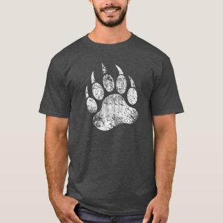 Bärn-Stolz-Schmutz-Bärenpranke T-Shirt