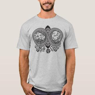 Bärn-u. Bison-Shirt T-Shirt