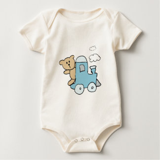 Bärn-Zug Baby Strampler