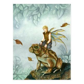 Barnabus und der Prinz Postkarte