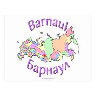 Barnaul Russland Postkarten