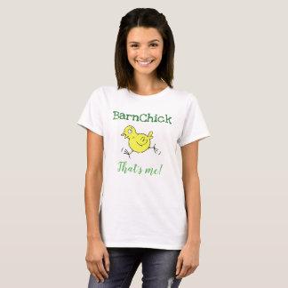BarnChick, das ich ist! Damen-T-Shirt T-Shirt