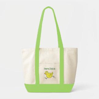 BarnChick große Taschen-Tasche Tragetasche