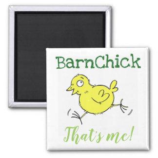 BarnChick Magnet
