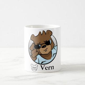 Bärndetektiv Vern Klassiker-Tasse Kaffeetasse