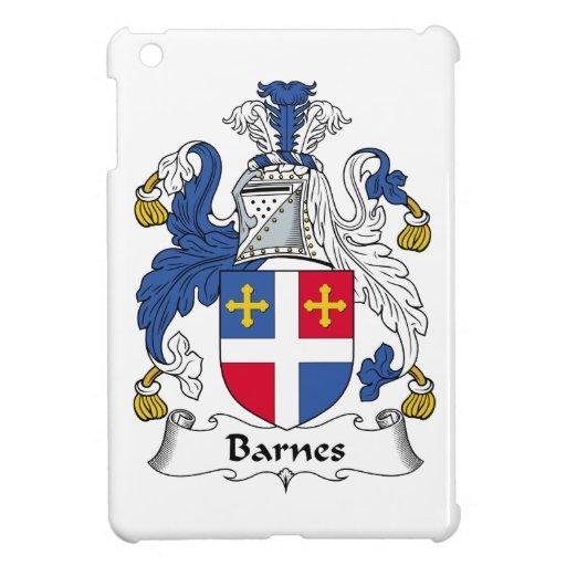 Barnes-Familienwappen Hülle Fürs iPad Mini