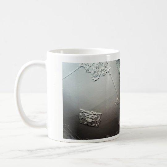 Barock Design Kaffeetasse