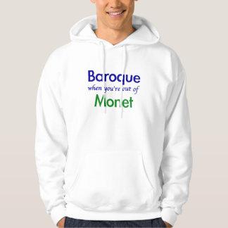 Barock - Monet Kapuzenpullover