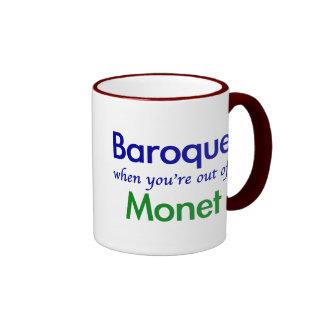 Barock - Monet Ringer Tasse
